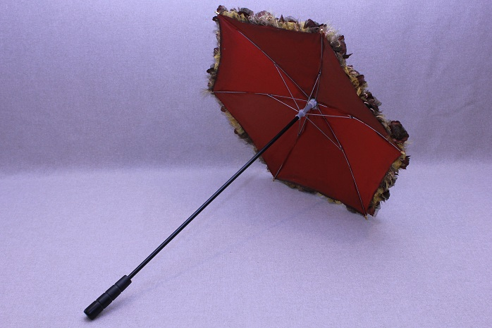 Parasol - Cinnamon and Flowers